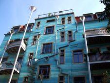 Free Kunsthofpassage - Rain Theatre Stock Image - 441561