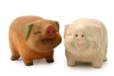 Free Pigs Stock Image - 441581