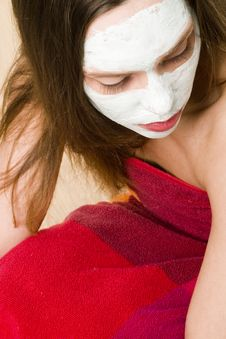 Free Beauty Mask Royalty Free Stock Images - 442459
