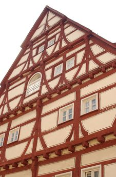 Free Halftimbered House Royalty Free Stock Images - 442779