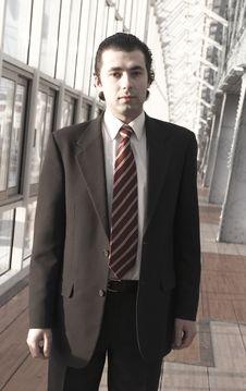 Free Man Stock Image - 444811
