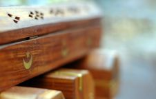 Free Wooden Boxes Stock Photography - 445502