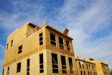 Free Residential Construction Royalty Free Stock Photo - 446115