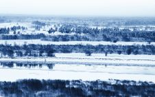 Free Winter View Stock Photography - 446392