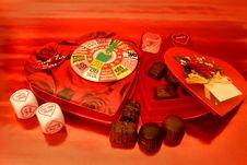 Free Valentine Fun Royalty Free Stock Image - 447006