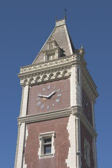 Free Clock Tower 3 Stock Images - 448254