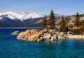 Free Lake In Winter Royalty Free Stock Photos - 4403908
