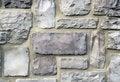 Free Stone Wall Texture Royalty Free Stock Photo - 4404845