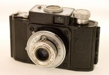 Free Old Camera Stock Photography - 4400622