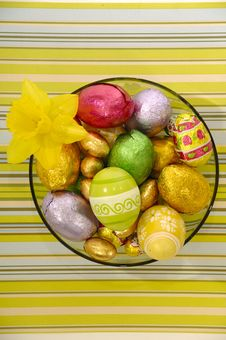 Free Easter Eggs Royalty Free Stock Images - 4400719