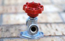 Free Spigot Royalty Free Stock Image - 4401216