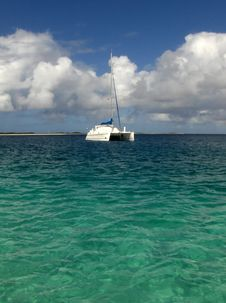 Free Catamaran Stock Images - 4401524