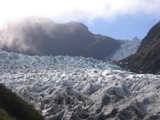 Free Fox Glacier S Beauty Royalty Free Stock Photography - 4402217