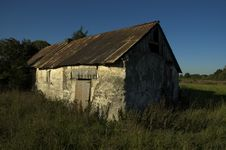 Derelict House Royalty Free Stock Photo