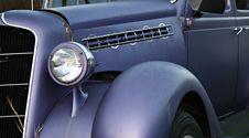 Free Vintage Headlights Royalty Free Stock Image - 4402606