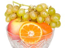 Free Close-up Fruits In Bowl Stock Images - 4404354