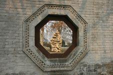 Free The Historical Cong-Tai  Park In Handan Royalty Free Stock Photo - 4404535