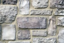 Free Stone Wall Texture Royalty Free Stock Photo - 4404845