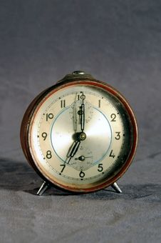 Free Old Alarm Clock Stock Images - 4404884