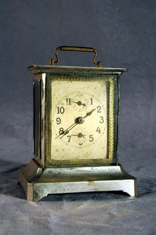 Free Old Alarm Clock Stock Images - 4404894