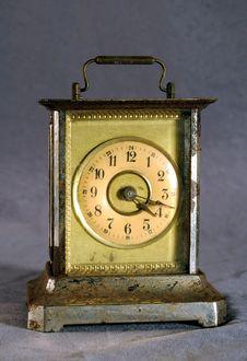 Free Old Alarm Clock Royalty Free Stock Photo - 4404905
