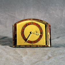 Free Old Alarm Clock Royalty Free Stock Image - 4404986