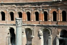 Free Trajan S Markets Stock Images - 4405014