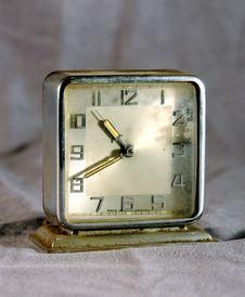 Free Old Alarm Clock Stock Photos - 4405043