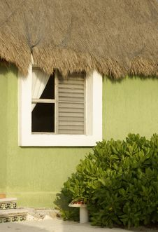 Free Beach Hut Stock Images - 4405224
