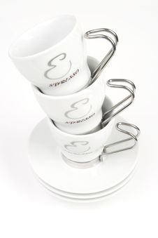 Free Three Cup Stock Photography - 4405342