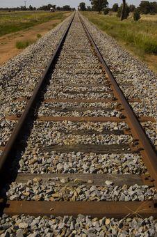 Free Railway Line Stock Photos - 4406423