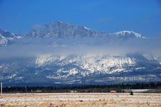 Free Mountain In Rockies Stock Photos - 4407053