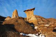 Free Hoodoos Stock Photos - 4407153