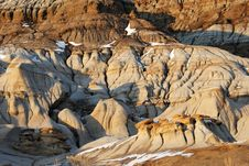 Hoodoos Royalty Free Stock Images