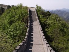 Free Mutianyu Great Wall Stock Photography - 4407212
