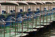 Free Abandoned Boats Stock Photography - 4407322
