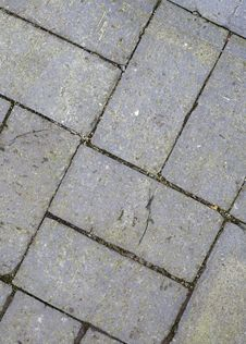Free Block Paving Stock Image - 4407541