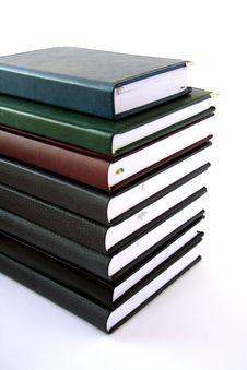 Notebooks. Royalty Free Stock Photos