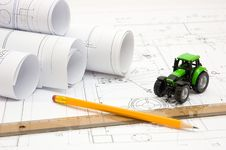 Free Constructor Drawings Stock Photos - 4408063