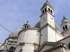 Free Venice, Santa Maria D. Salute Royalty Free Stock Images - 4408159