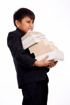 Free Worried Young Boy Royalty Free Stock Photos - 4408458
