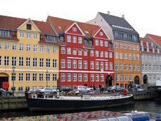 Free Copenhagen - Waterfront Canals Stock Images - 4408554