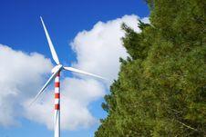 Free Windmills, Eolic. Stock Photos - 4408893
