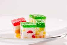 Free Fruit Jelly Stock Photography - 4408922