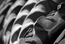 Free Stack Of Tires Stock Photos - 4408933