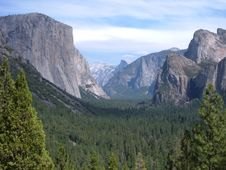 Free Yosemite National Park Stock Photography - 4409022