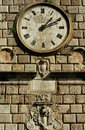 Free Old Tower Clock Royalty Free Stock Image - 4410556
