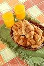 Free Sunny Morning Breakfast Royalty Free Stock Photos - 4410708