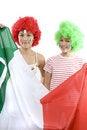 Free Italy Fans Stock Photo - 4411410