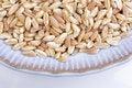 Free Dish Of Wheat Berries Stock Image - 4413691